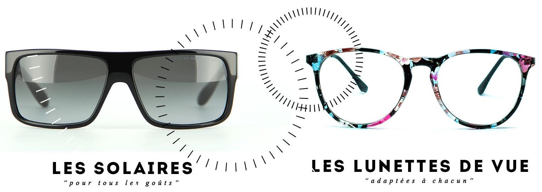Montures lunettes optim